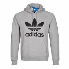 adidas Hooded Long Sleeve Hoodies & Sweats for Men