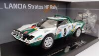 Sunstar 1/18 Scale 4626 - Lancia Stratos HF Rally #8 3rd Safari Rally 1975