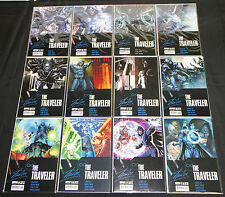 Modern Boom! Studios The Traveler 12pc Count High Grade Comic Lot #1-12 Stan Lee