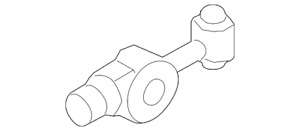 OEM NEW Engine Motor Mount Torque Strut Mount 1.8L 07-12 Nissan Versa 11350EL00C