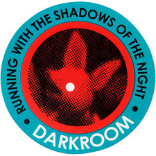 "Darkroom Skateboards ""Shadows"" Sticker / Decal 3.5"" FAST FREE SHIPPING!"