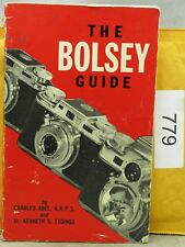 The Bolsey Guide, Published Greenberg Press