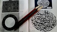Calligraphy Reed Pen Qalam Kalam Pen Arabic Farsi And Urdu 12 Pcs USA