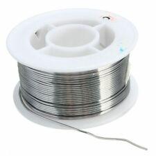 100g fil 0.8mm 63/37 de soudure pour électronique 60% etain 40% plomb argent