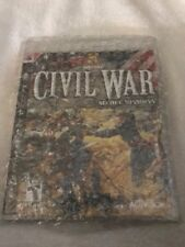History: Civil War Secret Missions (Sony PlayStation 3, 2008) BRAND NEW