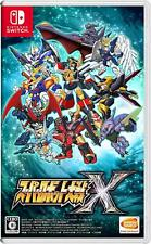 Super Robot Wars X - Nintendo Switch Japanese/English/Chinese Tracking F/S NEW