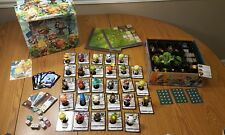 Krosmaster Arena used with expansions board game near mint 28 figures extra sets