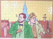 """rare puzzle """" JUILLARD - Blake et Mortimer  """" 300 pièces  n°/110 / signé"""