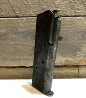 WWII US Army 1911 Two 2 Tone Magazine 7 rd .45 acp - L Code - M.S. Little Mfg Co