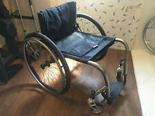 Top End CrossFire Titanium Wheelchair  (Top End, Ki, Quickie, colours)
