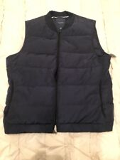 NAUTICA VEST QUILTED XL - brand new with tags - genuine NAJ632614NV DOWN - brand