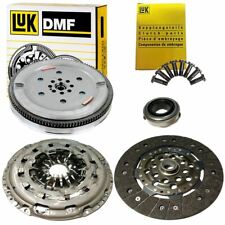 CLUTCH KIT AND LUK DUAL MASS FLYWHEEL WITH BOLTS FOR HONDA ACCORD 2.2I-CTDI