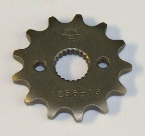NEW 2004-2016 Honda CRF50/CRF70 JT Front Sprocket 13 Tooth FREE SHIP LOW PRICE