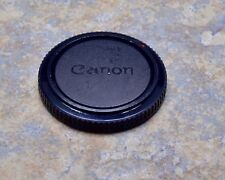 Genuine Canon FD Mount Camera Body Cap AE-1 AV-1 T-50 T-60 T-70 T-90 (#1555)