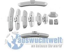 Auswuchtgewichte Schlaggewichte für Stahlfelgen 5-40g je 100 / 50 Stück