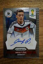 2014 Panini World Cup Signature Mesut Özil - Arsenal - Gunners - Auto - Ozil