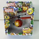 Marvel Iron Man Heli Ball  Ages 10+ Flies to 15 Feet New In Box