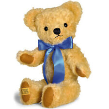 Merrythought London Classic Curly Gold Teddy Bear - 35cm / 14 inches - GM14CG