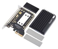 Aqua Computer kryoM.2 evo PCIe 3.0 x 4, adapter for M.2 NGFF PCIe SSD, M-Key wit