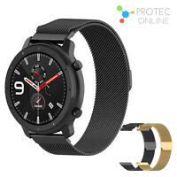 Samsung Galaxy Watch Active Band 42 46mm Milanese Magnetic Stainless Steel Strap