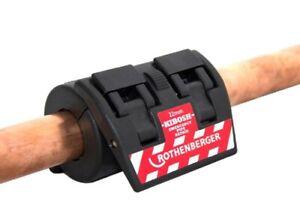 """22mm - 3/4"""" ROTHENBERGER 80012 KIBOSH EMERGENCY PIPE REPAIR"""