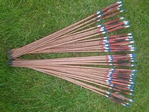SET OF 40 ARROWS (SPARES FOR MY ARCHERY SETS SOLD ON EBAY ONLY !!!)