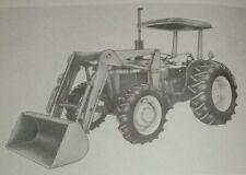 John Deere 175 Farm Loader Operators Owners Manual Fits 920 2640 Tractors1080