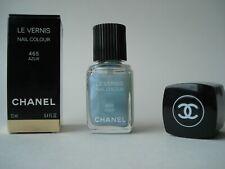 Chanel  le vernis nail colour 465 azur