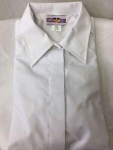 NEW Flying Cross White Urban Defender S/S Uniform Shirt Police SheriffSize 15.0