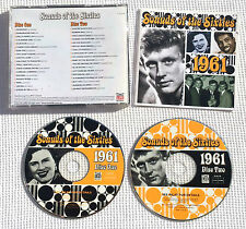 Sounds of the sixties 1961 (time life) RARE CD TL SCC/18 Holland B.V