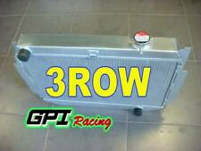 56MM Aluminum radiator HOLDEN Kingswood HG HT HK HQ HJ HX HZ V8 Chev engine MT