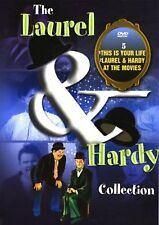 Laurel And Hardy Collection This Is Your Life At The Movies DVD UK Rele NEW R2