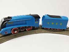 Custom MALLARD Thomas & friends trackmaster motorized train Works!!!