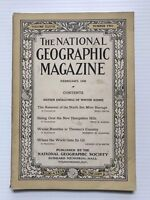 National Geographic Magazine - February 1920 - Where The World Gets Its Oil