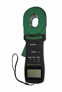 DLG DI-120 Clamp On Ground Earth Resistance Tester with USB Connect Data Upload