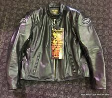 Vanson Drac Motorcycle Jacket Z150 Medium and Extra Large