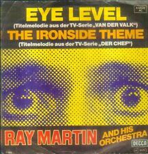 "7"" Ray Martin/Eye Level (Van Der Valk)"