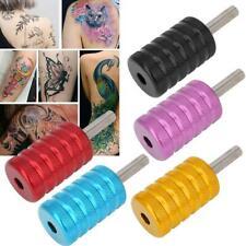 Portable Alloy Tattoo Supplies Body Art Tools Accessory Anti-Slip Tattoo Grip