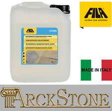 Fila Deterdek 5 LT Detergente Disincrostante Acido per Cotto Clinker Gres Pietre