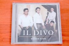 Il Divo - Wicked Game - Crying - Falling slowly - Stay - 10 titres - CD Neuf New