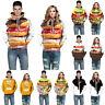 Women's Men's Food 3D Print Pullover Casual Tops Hoodies Coat Sweatshirts