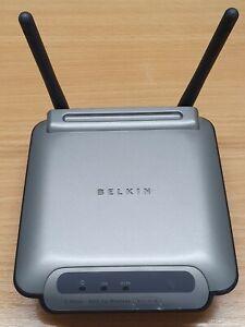 Belkin Wireless G Range Extender Access Point 54mbps F5D7130uk