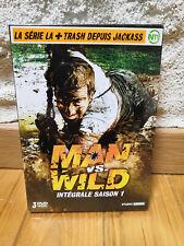 Coffret DVD Man vs wild Saison 1 neuf