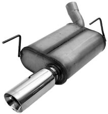 Exhaust Muffler-Ultra Flo Welded Direct Fit Muffler Right fits 11-14 Mustang