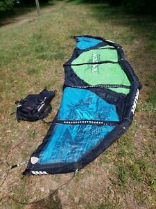 Naish Cult 7.5m AS IS needs bladder repair kitesurfing kiteboarding SLE kite