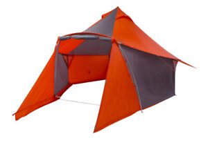 Big Agnes Mint Saloon Yurt Style Sunshade/Shelter/Tent Festivals Car Camping