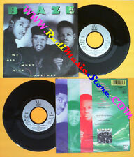 LP 45 7'' BLAZE We all must live together 1990 germany MOTOWN no cd mc dvd