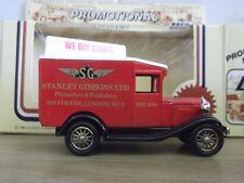 Lledo LP13095, Model A Ford Van, Stanley Gibbons, Philatelists & Publishers