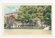 Epworth Hospital SOUTH BEND Indiana—Rare Antique—Gardner News Pub 1924