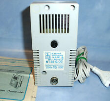Adaptor RFT 220V~ / 14V DC 80mA DDR Netzteil 3212.02 Antennennetzteil